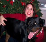 Kendall, Karen, and the Christmas Tree