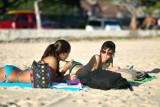On the Beach, Honolulu, f1.4