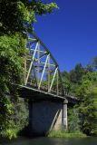 rogue river bridge near Trail, oregon