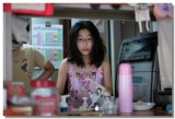 20100627 -- 134501 -- Canon 5D + 50 / 1.2L @ f/1.2, 1/200, ISO 400