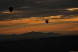 Flying baloons @ cappadocia