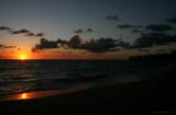 Sunrise over Bavaro Beach