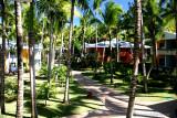 Resort Balcony View