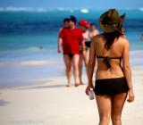 Beach Gridlock