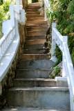 Hibiscus Lodge Stairs