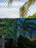 Negril Beach Mural