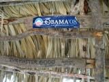 Obama at Floyd's Pelican Bar