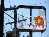 Beef Patties Sign