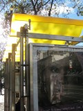 New Pretty Bus Shelter