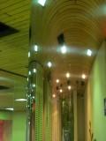 Miami International Airport Column Reflection