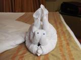 Towel Animal Night 3
