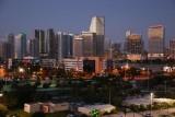 Miami Skyline Sunrise