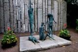 Famine, St. Stephen's Green, Dublin