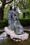 Three Fates, St. Stephen's Green, Dublin