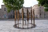 Kilmainham Gaol and Memorial to the 1916 Uprising Executions