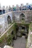 Blarney Castle - Kissing the Blarney Stone