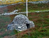Slea Head Drive on Dingle Peninsula - Ancient Shelters