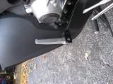 2010 Highway Pegs, in black powdercoa