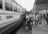 LEAVING FOR A FIELD TRIP
