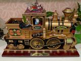 CHRISTMAS TRAIN -  COLOR - ISO 400