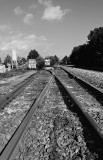 TRAIN TRACKS - SWITCHING POINT
