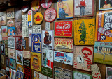 REPRODUCTION ANTIQUE SIGNS - MAST GENERAL STORE - HENDERSONVILLE, NORTH CAROLINA
