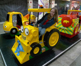 WORKING WITH BOB THE BUILDER - ISO 400