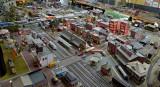 MODEL RAILROAD LAYOUT - ISO 800