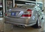 2007 S-CLASS MERCEDES-BENZ 5.5L V8 RWD  -  ISO 400