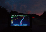 FOLLOWING THE GPS  -  ISO 800