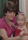 DAUGHTER-IN-LAW AND NEWEST GRANDDAUGHTER
