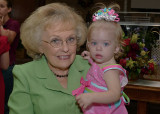 YOUNGEST GRANDDAUGHTER WITH MINISTER'S WIFE - ISO 200