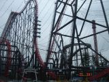 the soon to be new attraction....