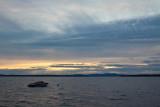 L85 Sebago Sunset Cloudscape