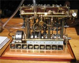 04   A nice triple expansion engine   (Best of Show - GEARS)