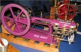 (12)  Bob Kipp's pristine Mery engine
