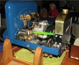 (16)    1911 Maxwell automobile engine by Burch Roark