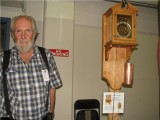 (99)   Carl Felty  and his neat clock