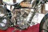 (87)  Harley Hummer Engine