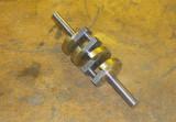 (89b)   Crankshaft for the V-4