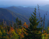 Fontana Lake from Clingman's Dome