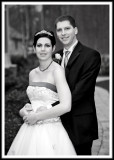 Robyn & Drew - Black and White