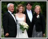 A Family Wedding Portrait