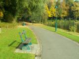 Etangs de Tenreuken, but de randonnée au long cours pour les retraités.