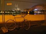 Cologne, dom, chemin de fer et pignon fixe...