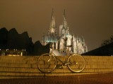 Cologne and fixed gear...