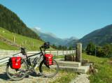 Traverser les Alpes... (tentative +- avortée ! août 2009)