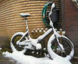 BMX des neiges...