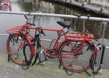 Vélo cadenas