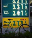 Du prix du carburant... ce vélo s'en fout !